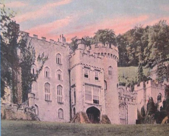 Myths and Legends of the Gwrych Castle Estate